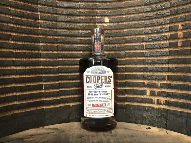 Brown Forman has a new Coopers' Craft