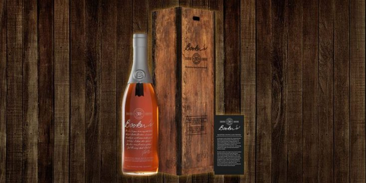 Booker's 30th Anniversary Limited Edition Bourbon Review