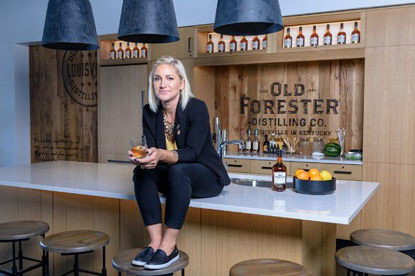 master taster Jackie Zykan on a day in her job and how bartenders helped bring in the bourbon boom