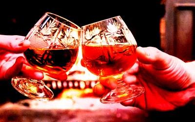 Bottles Of Bourbon This Valentine's Day