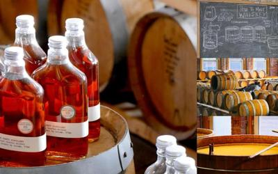 Kings County Virtual Whiskey Making Workshop