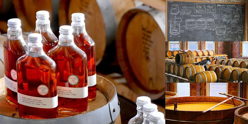 Kings County Virtual Whiskey Making Workshop