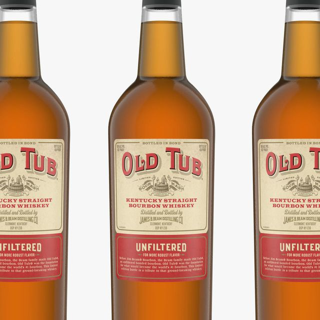 Old Tub Bourbon Actually Matters