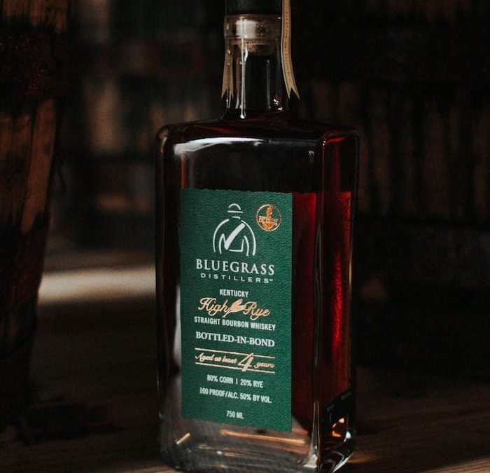 Kentucky's Bluegrass Distillers Launches Its First Bottled In Bond Bourbon