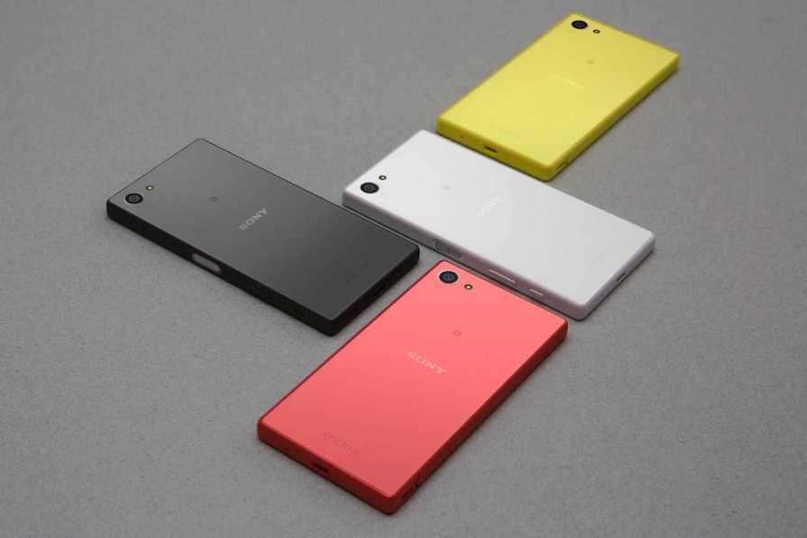Sony Xperia Z5 Marshmallow