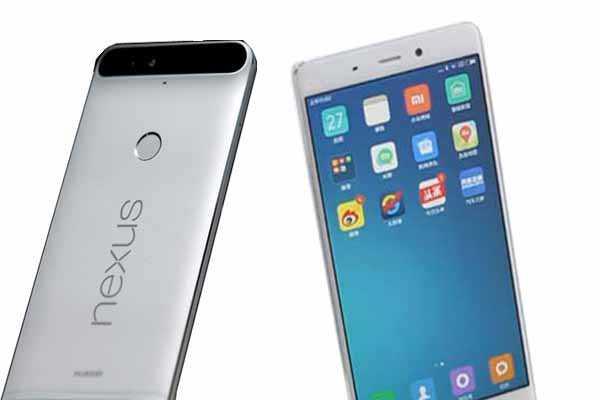 Nexus 6P and HTC 10