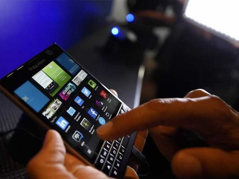 BlackBerry Messages Decrypted