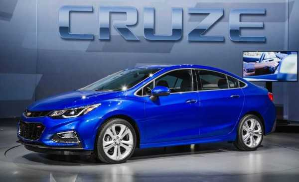 GM 2016 Cruze