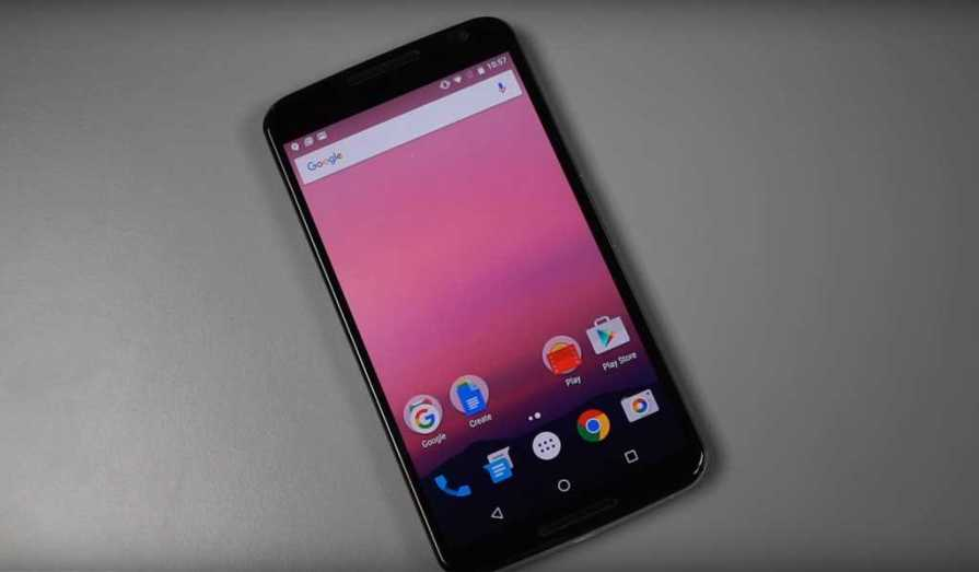 Android N Nexus Device