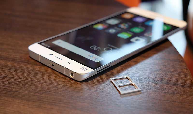 Xiaomi Mi5 Features