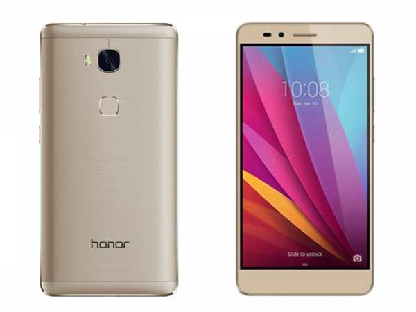 Huawei Honor 5X vs Moto G4
