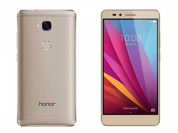 Huawei Honor 5X vs Moto G4