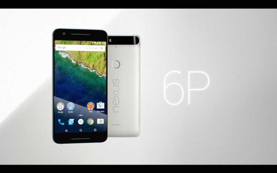 Nexus 6P and Huawei 7P
