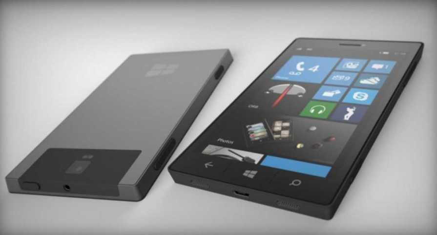 Microsoft Surface Phone 2016