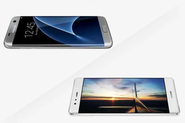 Huawei P9 Plus vs. Samsung Galaxy S7 Edge