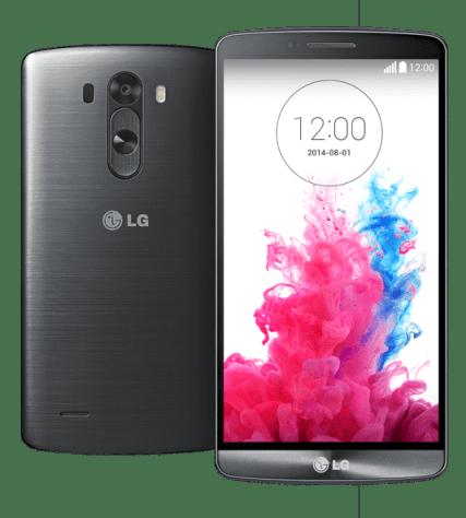 LG G3 vs Moto G4