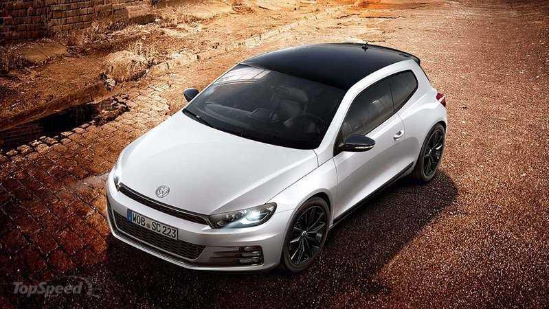2016 VW Scirocco Special Black Edition