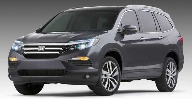 2017 Honda CR-V to Offer Seven Seats