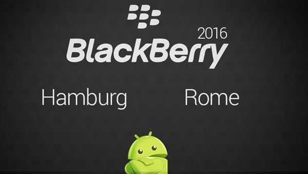 BlackBerry Hamburg