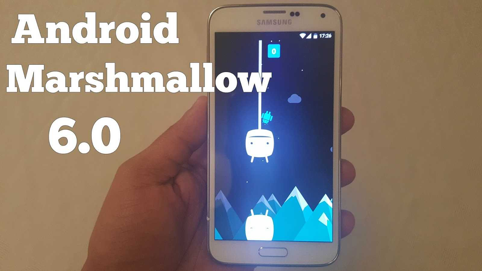 Marshmallow Update for Galaxy S5 from T Mobile – Loading