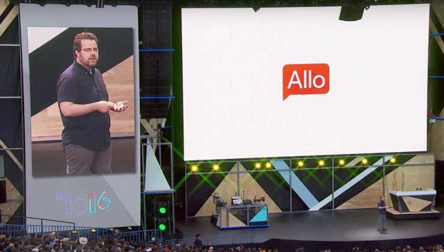 Google Announces Allo