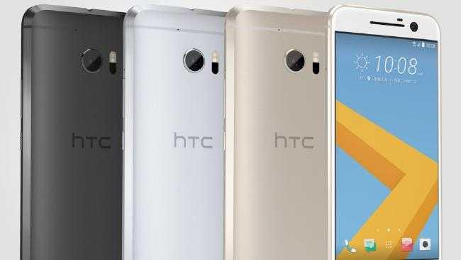 HTC 10 with Freebies