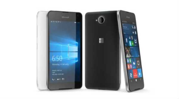 Microsoft Lumia 650 May 2016