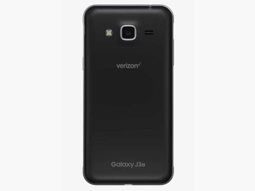 Samsung Galaxy J3 Comes to Verizon 2016