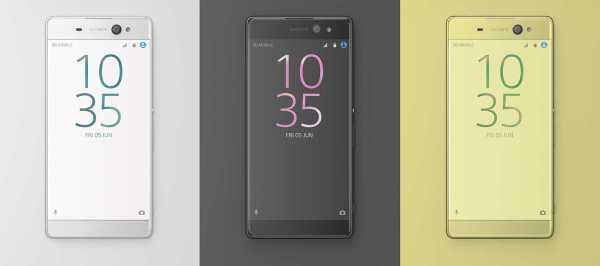 Sony's Mid-Range Sony Xperia XA Ultra