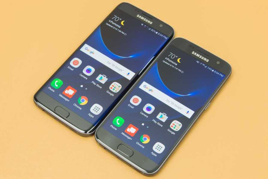 Update for Samsung Galaxy S7and S7 Edge