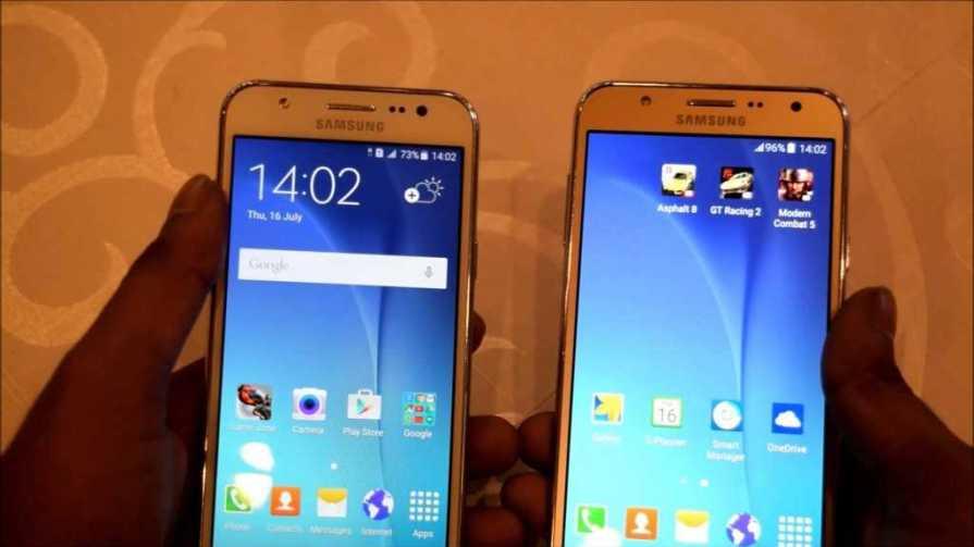 Samsung Galaxy J7 (2016) and Galaxy J5 (2016)