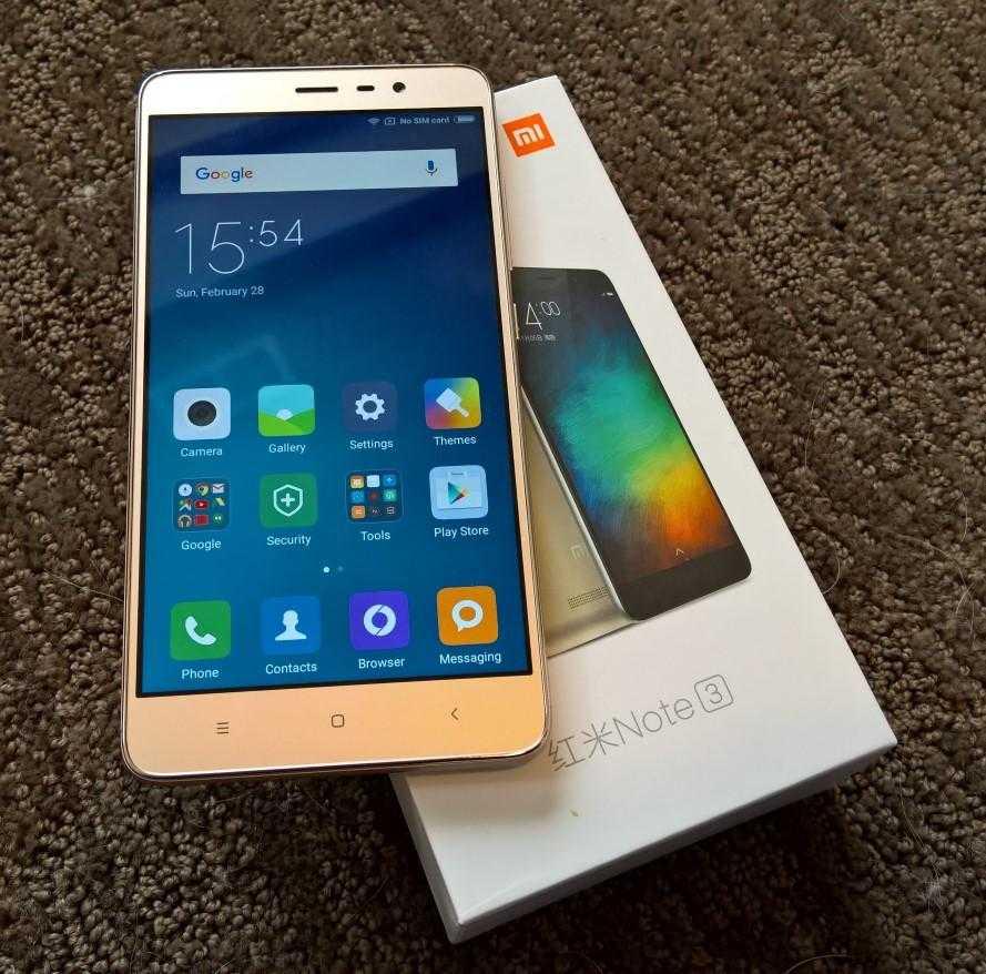 Samsung Galaxy J5 (2016) vs. Lenovo ZUK 1 and Xiaomi Redmi Note 3