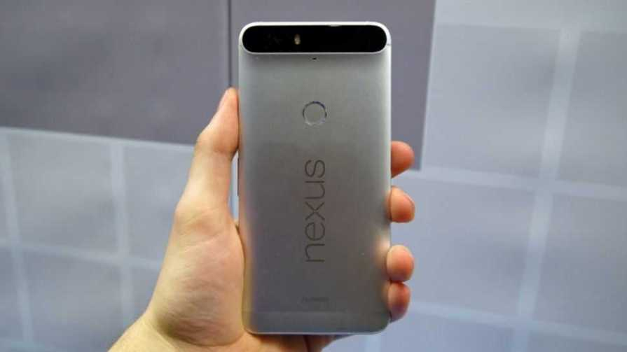 2016 Google Nexus