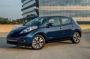 2016 Nissan Leaf EV