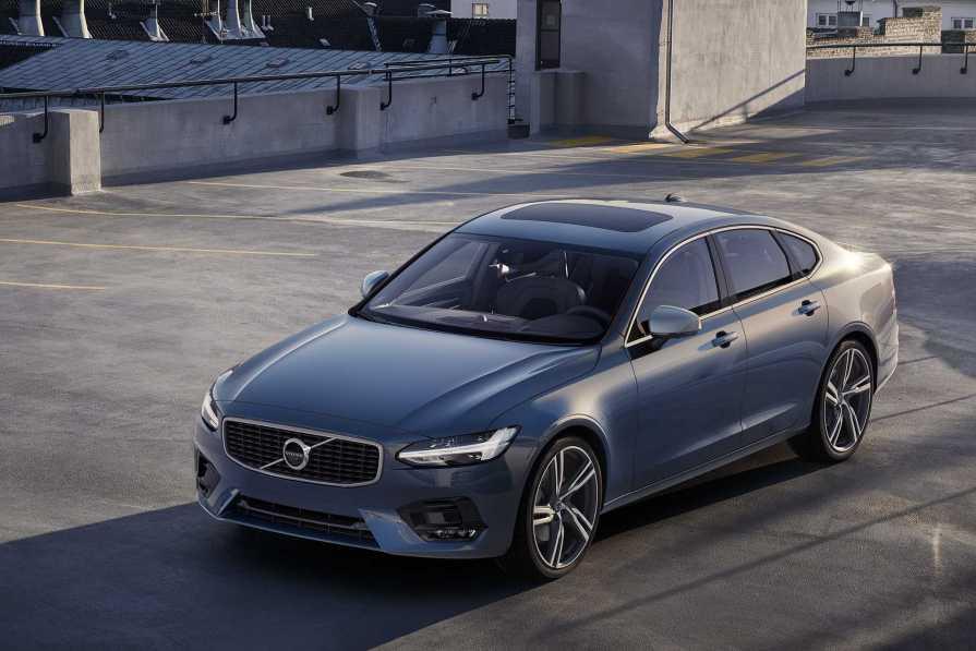 2017 Volvo S90 R Design