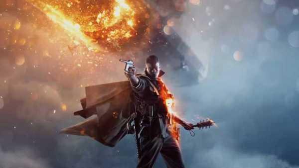 Battlefield 1 E3