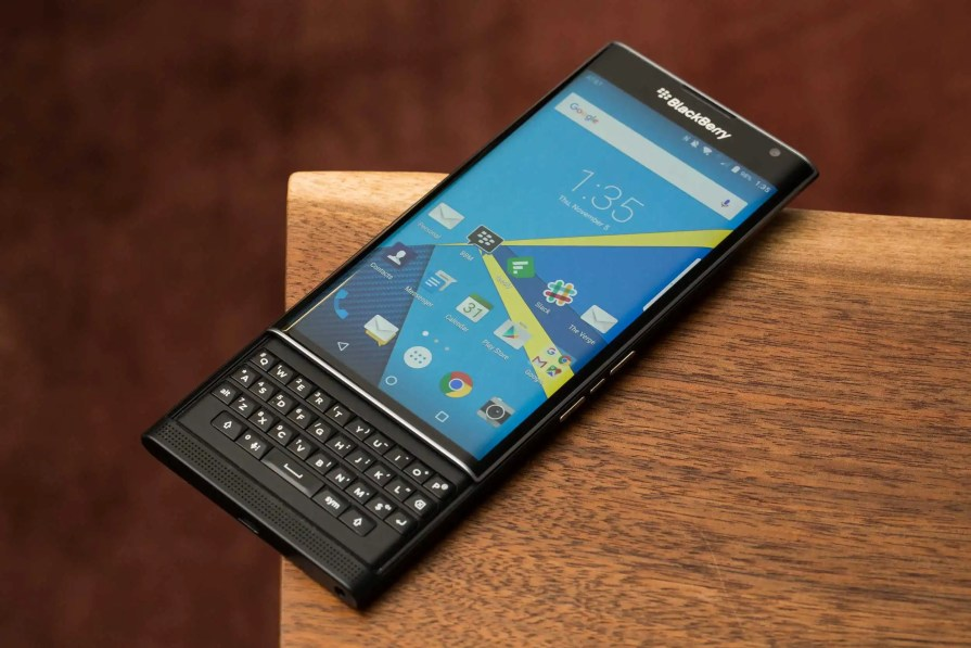 Blackberry Priv Smartphone