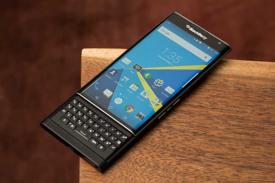 Blackberry Priv Smartphone