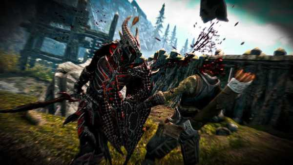 Elder Scrolls V Skyrim Special