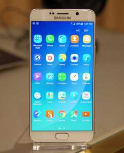 Galaxy Note 5 TouchWiz