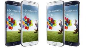 Samsung Galaxy S4 vs Galaxy S7