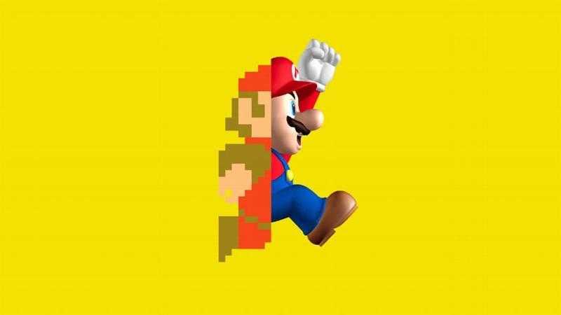 Next Gen Super Mario Game