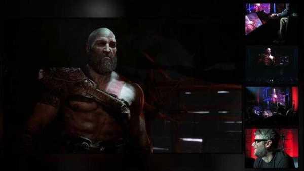 PS4 Exclusive God of War