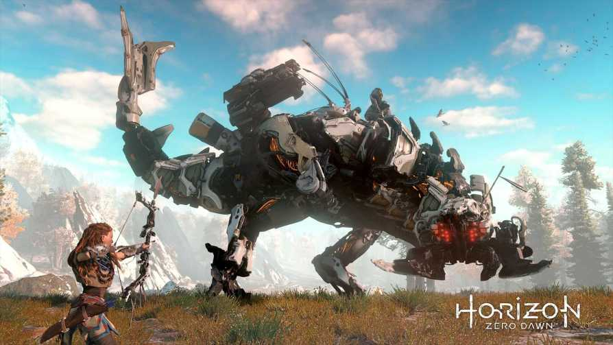 PS4 Exclusive -Horizon Zero Dawn