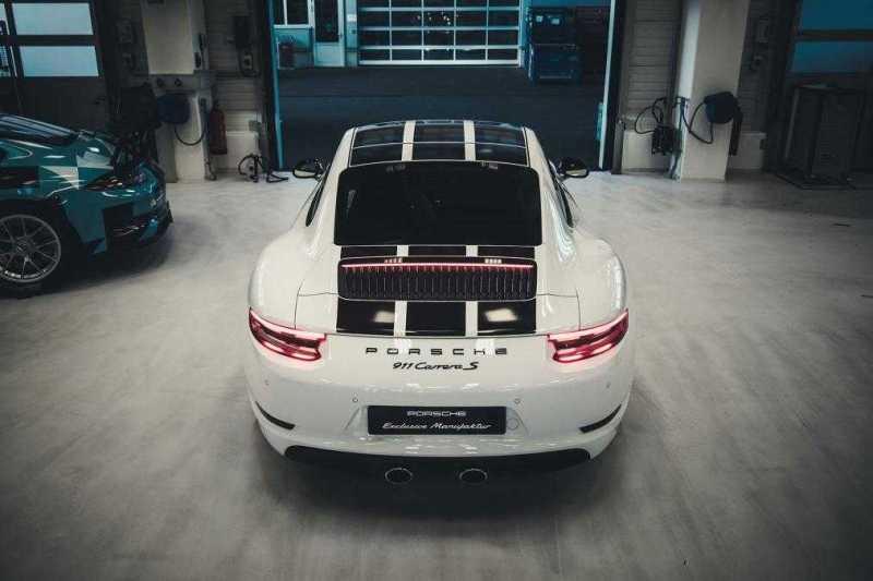 Porsche 911 Endurance Edition