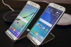 Samsung S6 and S6 Edge