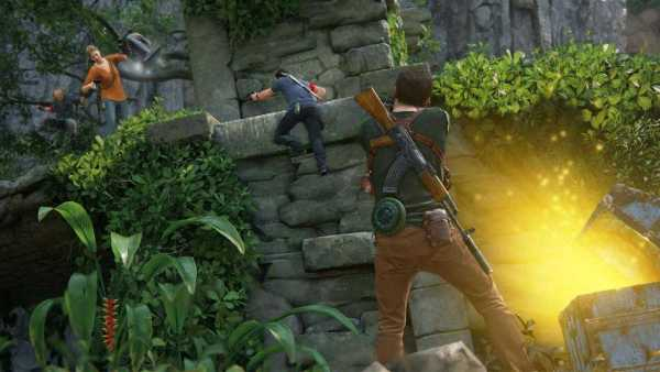 Uncharted 4 Multiplayer