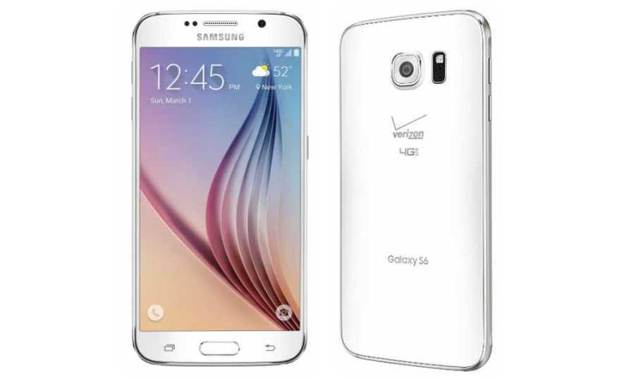 Verizon's New Update for Galaxy S6