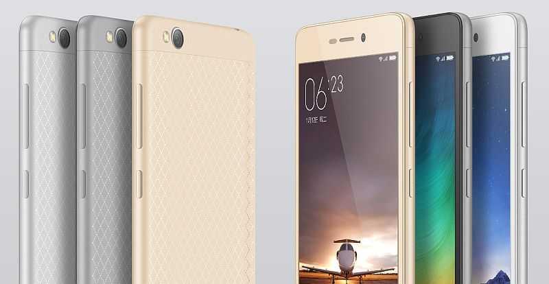 XiaomiRedmi 3S