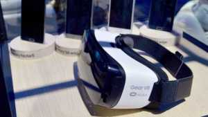 Samsung Gear VR and Galaxy Note 7